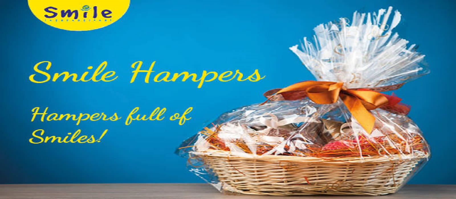 Smile Hampers for Easter